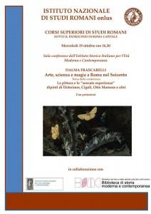 40-Arte e,scienze e magia nella Roma del 600