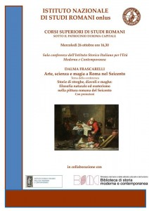 42-Arte,scienza e magia nella Roma del 600