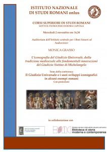 47-Il Giudizio Universale e i suoi sviluppi iconografici in alcuni esempi romani