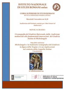 48-Michelangelo e la tradizione
